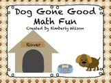 Dog Gone Good Math Fun