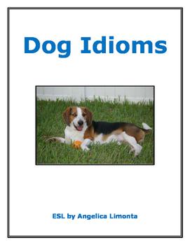 English: Dog Idioms