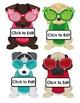 Dog Labels: Editable