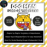 Dog Man - Lord of the Fleas Guided Reading, Novel Guide