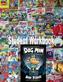 Dog Man by Dav Pilkey Student Workbook
