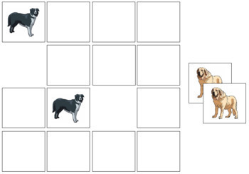 Dog Match-Up and Memory