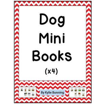 Dog Mini Books For Reading