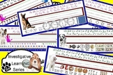 Dog Name Plates: Bundled