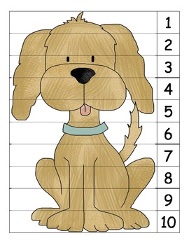 Dog Number Puzzle
