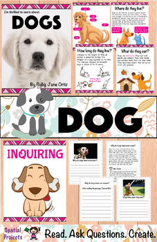 All About Dogs Nonfiction Unit