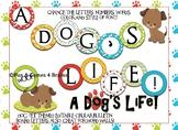 Dog, Pet Themed Editable Bulletin Board Banner