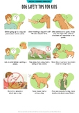 Dog Safety Tips for kids
