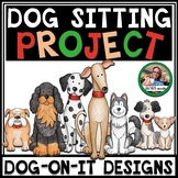 Dog Sitting Project - Reading/Math Integration, Editable Rubric High Resolution