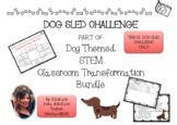 Dog Sled STEM Challenge