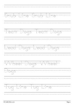 Dog Sledding Writing