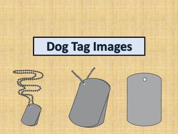 Dog Tags in png format