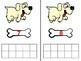 Dog Ten Frame 1 to 20