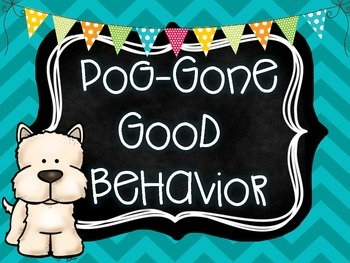 Dog Behavior Chart