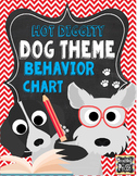 Dog Theme Behavior Chart System *editable*