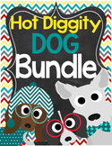 Dog Theme Classroom Decor Bundle