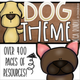 Dog Theme Classroom Decorations and Management Mega Bundle