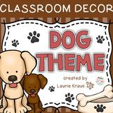 Dog Theme Classroom Decorations