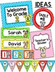 Dog Theme Classroom Labels and Templates