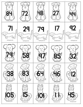 Dog Theme Science, Math & Literacy Activities