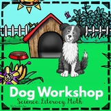 Dog Theme Science, Math & Literacy Activities