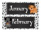 Dog Theme Interactive Calendar Theme