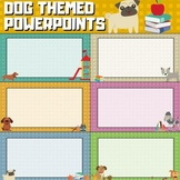 Dog Templates for PowerPoint