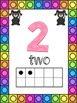 Dog Themed 0-20 Numbers Posters