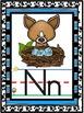 Dog Themed Alphabet Line {Classroom Decor} Black and Blue