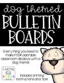 Dog Themed Bulletin Boards!