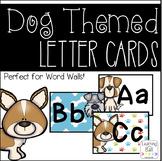 Dog Themed Letter Cards!