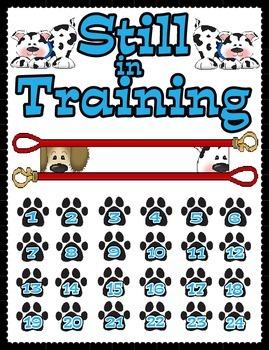 Dog Themed Paper Management