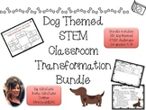 Dog Theme STEM Bundle