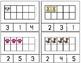 Dog Themed Ten Frames Task Cards - Clip Cards