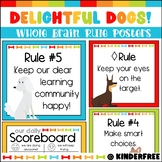 Delightful Dogs WBT Rules (with Diamond Rule and Scoreboard)
