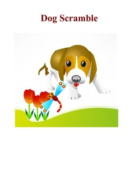 Dog Word Scramble