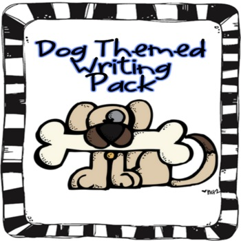 Dog Themed Writing Prompts