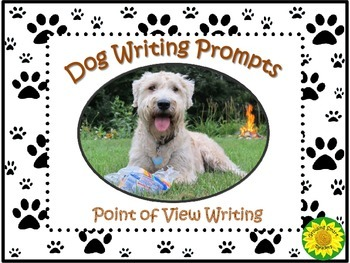 Dog Writing Prompts: Point of View Writing