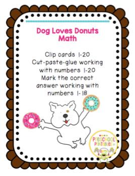 Dog a Donut Math