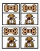 Dog and Bone Number Match