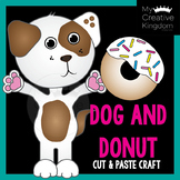 Dog and Donut Craft