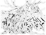 Dog and Owl (Art Maze Sample)