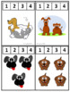 Dog count and clip cards