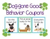 Dog-gone Good Behavior Coupons
