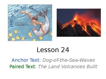 Dog-of-the-Sea-Waves PowerPoint Weekly Activities Journeys Grade 3