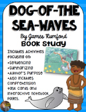 Dog of the Sea Waves, by James Rumford Book Study: Organizers and Notebook Pages