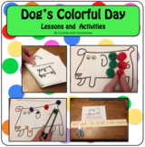 A Colorful Day: COW, counting, graph & mini-book for use w
