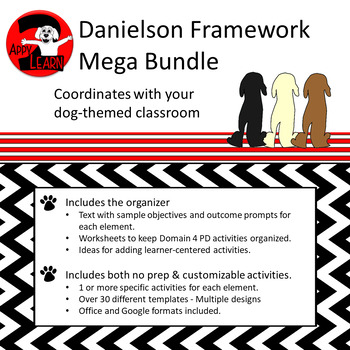Dog theme Danielson Mega Bundle