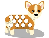 Dog token board
