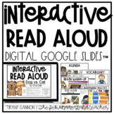 Dog vs Cat Digital Read Aloud Google Slides TM Distance Learning